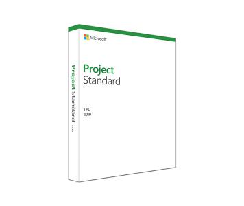 Project 標準版 2019 (電子下載版)
