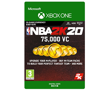 NBA 2K20 (電子下載版)