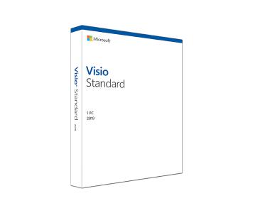 Visio 標準版 2019 (電子下載版)