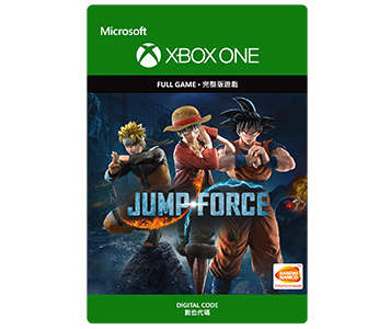 Jump Force 標準版 (電子下載版)