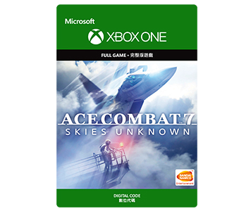 Ace Combat 7: Skies Unknown 標準版 (電子下載版)