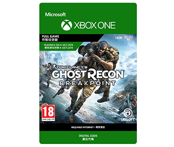 Ghost Recon Breakpoint (電子下載版)