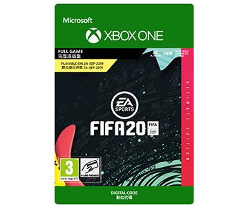 FIFA 20 (電子下載版)
