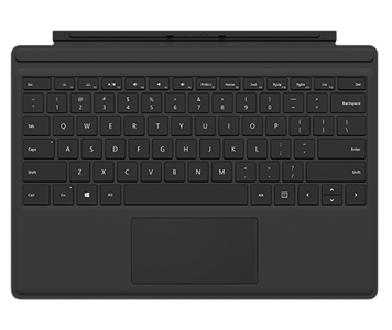 Surface Pro 實體鍵盤保護蓋