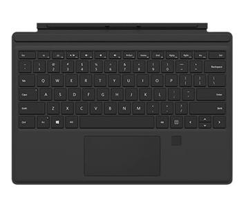 Surface Pro 實體鍵盤保護蓋 (指紋識別版)