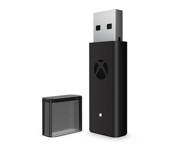 Windows 10 專用 Xbox 無線配接器
