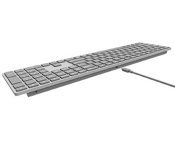 Microsoft 具有指紋識別功能的時尚鍵盤
