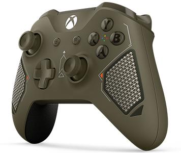 新版 Xbox One Combat Tech 特別版無線手掣