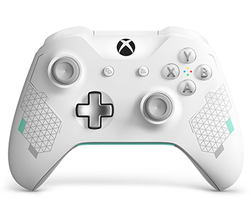 Xbox Wireless Controller – Sport White Special Edition