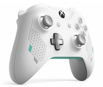 清爽白 Sport White 特別版 Xbox One 無線手掣