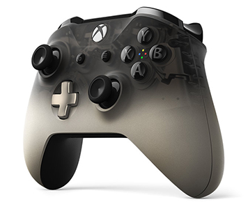 Xbox Phantom 透明黑特別版無線手掣