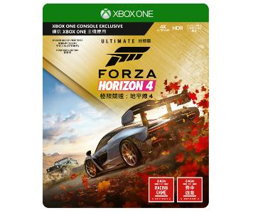 Forza Horizon 4 (光碟版)