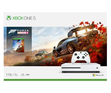 《Forza Horizon 4》Xbox One S 1TB 主機套裝