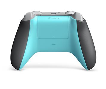 Xbox One 無線手掣 - 灰藍特別版