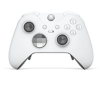 Xbox Elite Wireless Controller – White Special Edition