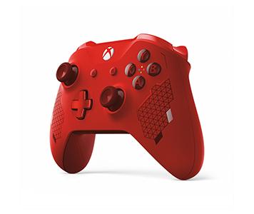 Xbox One 無線手掣 - 火紅特別版
