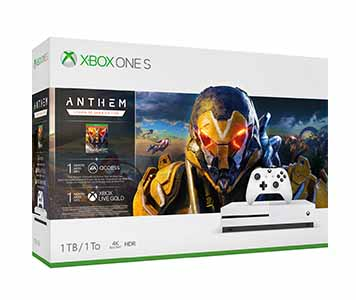 《Anthem》Xbox One S 1TB 主機套裝