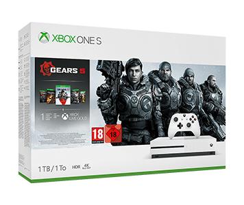 《Gears 5》Xbox One S 1TB 主機套裝