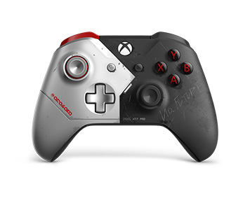 Xbox One 無線手掣 - Cyberpunk 2077 限量版