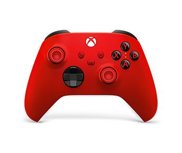 Xbox 無線手掣 (脈衝紅)