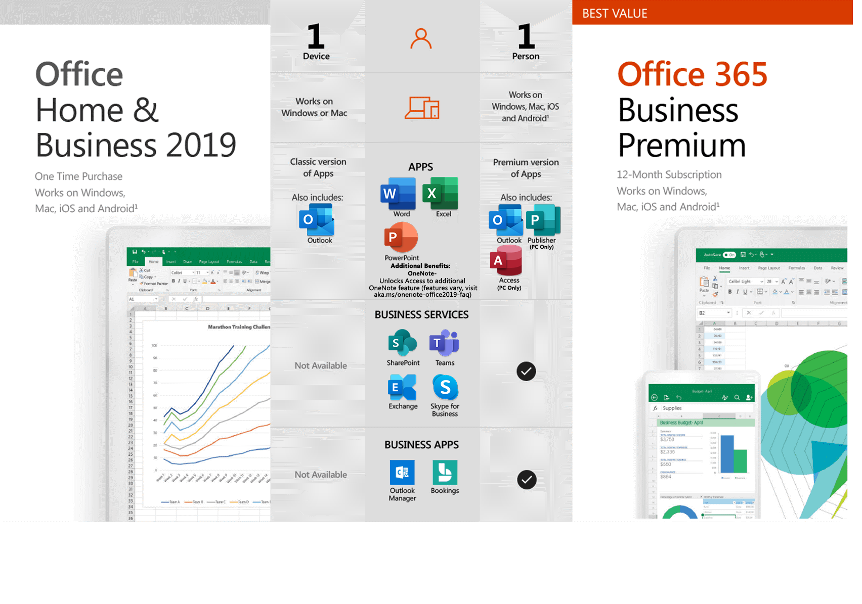 Microsoft Office Home and Business 2019 | Microsoft Authorized Store