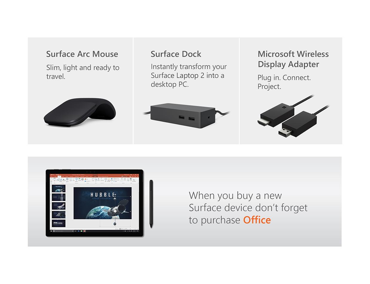Microsoft Surface Laptop 2 | Microsoft Authorized Store