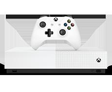 數碼版 Xbox One S 1TB 主機套裝