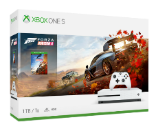 《Forza Horizon 4》Xbox One S 1TB Console Bundle