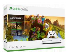 《Minecraft - Creators》Xbox One S 1TB 主機套裝