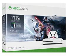 《Star Wars Jedi: Fallen Order》Xbox One S 1TB 主機套裝
