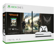 《The Division 2》Xbox One S 1TB Console Bundle