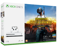 Xbox One S PUBG 1TB Bundle