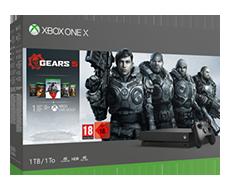 《Gears 5》Xbox One X 1TB 主機套裝